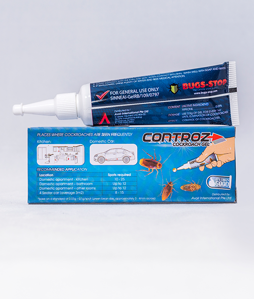 Controz Cockroach Gel for General Use Only
