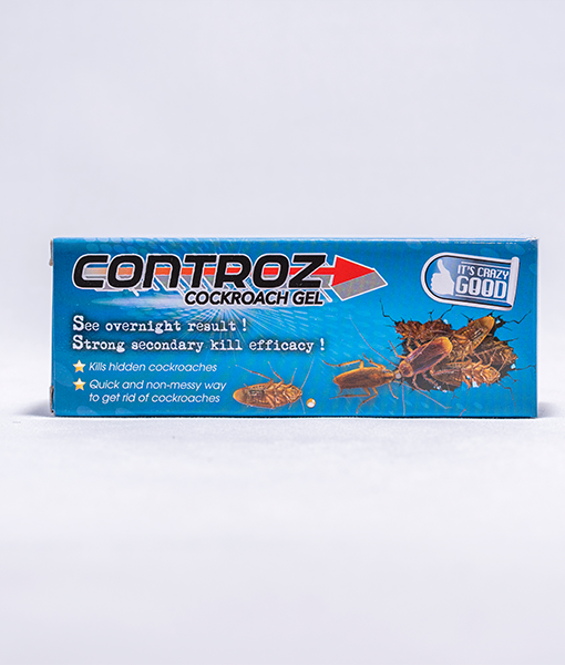 Controz Cockroach Gel by BugsStop, Singapore