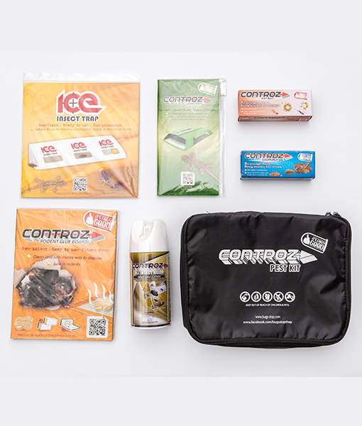 Pest Control Kit by BugsStop, Singapore
