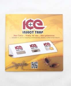 Ice Rat Trap for Household