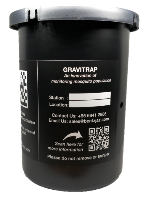 Gravitrap Mosquitoes Trap